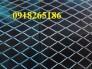 Lưới trát tường chống nứt, Lưới bén, Lưới hình thoi, Lưới dập giãn