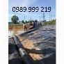 Sử Dụng Màng Chống Thấm Hdpe 0.5zem khổ 5x50m cuộn 250m2 Trong Nuôi Trồng Thủy Sản 2021