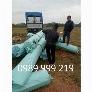Bạt nhựa hdpe chống thấm 1zem 2zem khổ 4x50m cuộn 200m2 lót dải đường-việt nam sunco vn sản xuất 2021