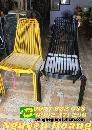 Ghế sắt vàng, đen, xanh, trắng sơn tĩnh điện Nội Thất Nguyễn Hoàng