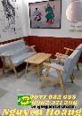 Bàn Ghế Sofa gỗ Nội Thất Nguyễn Hoàng Sài Gòn