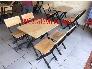 Bộ bàn ghế gỗ xếp quán nhậu Nội Thất Nguyễn Hoàng Sài Gòn