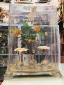 Mô hình hoa sen để bàn cao 40cm quà tặng tết 2021