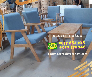 Bộ sofa nhung gỗ Nội Thất Nguyễn Hoàng Sài Gòn