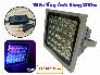 Đèn UV Led 30W Hiệu Năng UV 300W Sấy Keo UV Soi Tiền Khử Trùng
