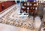 Gạch thảm lát nến phòng khách khổ lớn HP3794