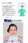 Khẩu trang Blue Sài Gòn chứng nhận FDA xuất khẩu -combo 5 hộp