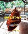 Bán Xuồng gỗ trưng bày nhà hàng 2m, 3m, 4m, 5m có sẵn giao hàng tận nơi