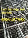 Lưới thép đổ sàn ô 200x200, Phi 5 ô 150x150, Phi 6 ô 200x200 có sẵn