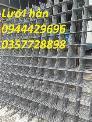Lưới thép hàn D6 a 200x200 , 150x150 giao hàng nhanh
