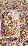 Hộp 500gr Chuối xiêm ép thái sợi xào gừng trộn đậu phộng mè thơm ngon