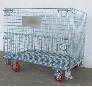 Lồng trữ hàng có bánh xe, lồng sắt mạ kẽm, xe đẩy lồng, sọt trữ hàng, lồng thép đựng hàng, lồng thép có bánh xe, pallet lưới, xe đẩy hàng nặng,lồng trữ hàng