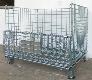 Lồng sắt chứa hàng, pallet lưới, xe đẩy lưới, 1000X800X840