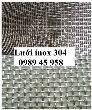 Lưới lọc inox304, Lưới inox316, Inox210, Lưới sấy thực phẩm, Lưới lọc nhớt