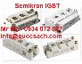 Công suất điện Semikron - Cầu chỉnh lưu thyristors Semikron