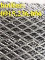 Lưới dập giãn cán phẳng, lưới mắt cáo, lưới XG, lưới hình thoi cán phẳng, lưới trang trí giá rẻ