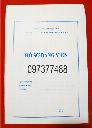 Bao bì hồ sơ đảng viên