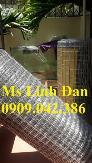 Nhà máy sản xuất lưới thép hàn mạ kẽm, lưới hàn mạ kẽm,