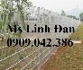 Các mẫu hàng rào giá rẻ, lưới thép hàng rào, hàng rào lưới thép,