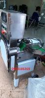 Máy thái lát chuối, máy thái lát sả cây công nghiệp, máy thái lát quả nhàu, máy thái lát ớt Sh125