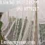 Lưới mùng trồng rau sạch Nguyễn Út