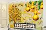 Gạch tranh 3d cây tiền vàng - QKG43