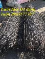 Lưới thép hàn đổ bê tông D4 a100x100, 150x150, 200x200 hàng có sẵn