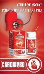 Cardiopro chăm sóc bảo vệ hệ tim mạch