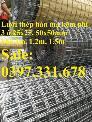Mua lưới thép hàn mạ kẽm ở đâu giá rẻ tại Hà Nội
