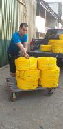 Băng cản nước pvc O250-20m dài chính hãng tại hà nội-suncogroupvn