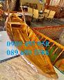 Mẫu thuyền gỗ 3m, 3,5m, 4m, Xuồng gỗ, Thuyền gỗ 4m