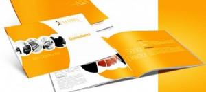 Thiết kế Profile công ty Du Lịch