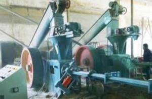 Máy ép gỗ từ sinh khối MEV-90