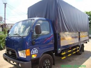 Xe tải nhập khẩu từ Hàn Quốc