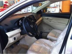 Toyota Vios giao ngay khuyến mãi lớn giảm giá 30tr