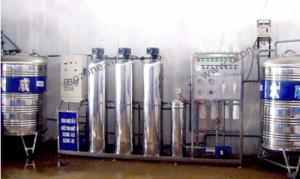 Xử lý nước bằng công nghệ ozone