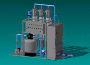 Xử lý nước cấp bằng công nghệ ozone