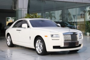 Xe Rolls Royce Ghost