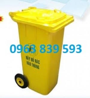 Bán thùng rác môi trường loại dung tích lớn giá cạnh tranh.