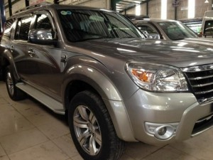 Ford Everest MT 2010 7chỗ cũ
