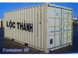 Mua bán cho thuê container văn phòng