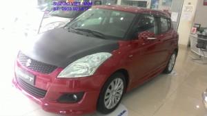 Xe Suzuki Swift 5 chỗ màu đỏ, ĐẠi lý bán xe...