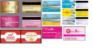 In thẻ nhựa giá rẻ - PROCARD