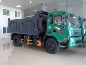 Công ty chuyên bán xe tải ben TMT 5t( ben Cửu Long 5 tấn) 4 khối trả góp, trả thẳng.