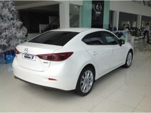 Mazda 3 ưu đãi cực hấp dẫn 57 triệu