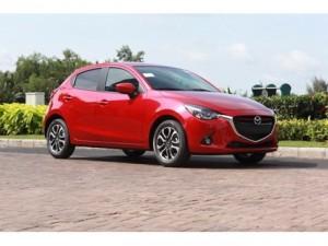 Mazda 2 All New 2017 ưu đãi hấp dẫn tại TP.HCM