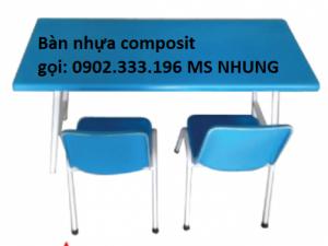 Cung cấp bàn ghế mẫu giáo giá rẻ