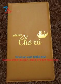 Cơ sở sản xuất bìa menu,bìa simili,bìa tốt nghiệp,bìa menu spa,bìa menu nhà hàng