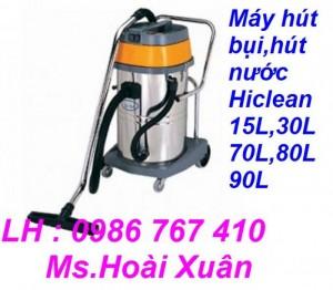 Máy hút bụi hiclean HC 70 ( 70 lít) giá rẻ