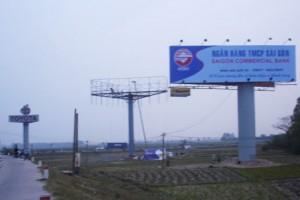 Chuyên cho thuê biển quảng cáo tấm lớn vị trí đẹp giá rẻ